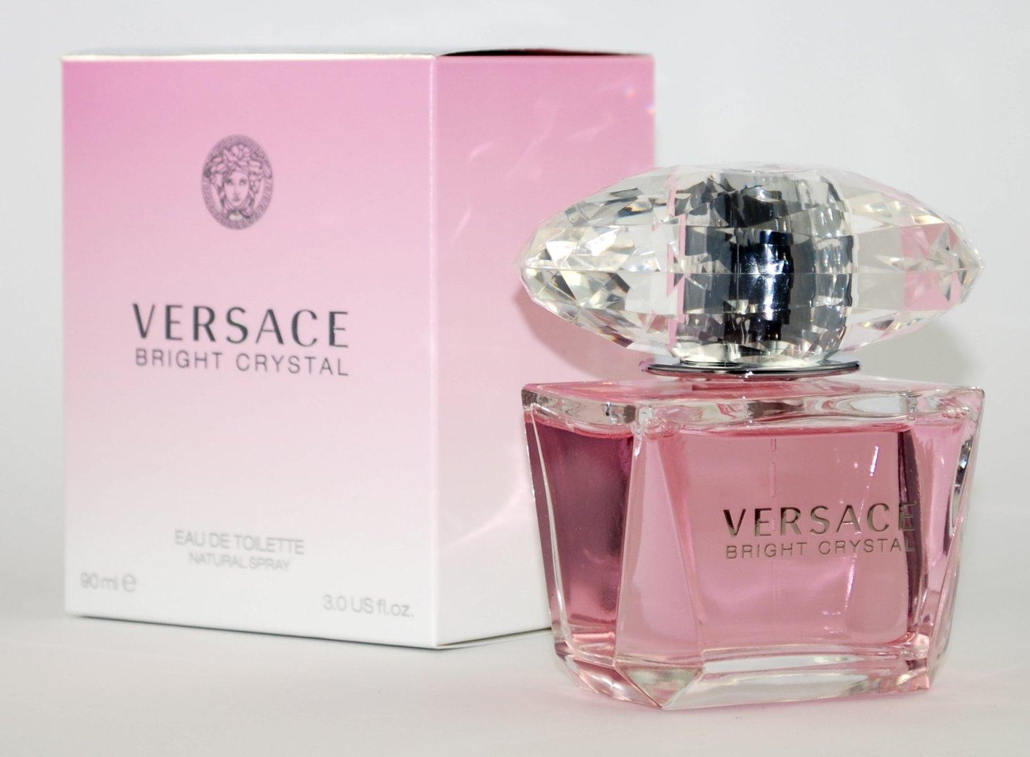 парфуми від Versace