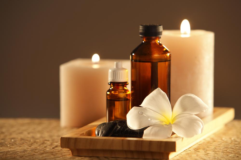 ароматерапія вдома