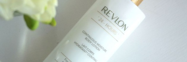 Лосьйон для тіла Revlon «24-Hours» Continuous Moisture Body Lotion