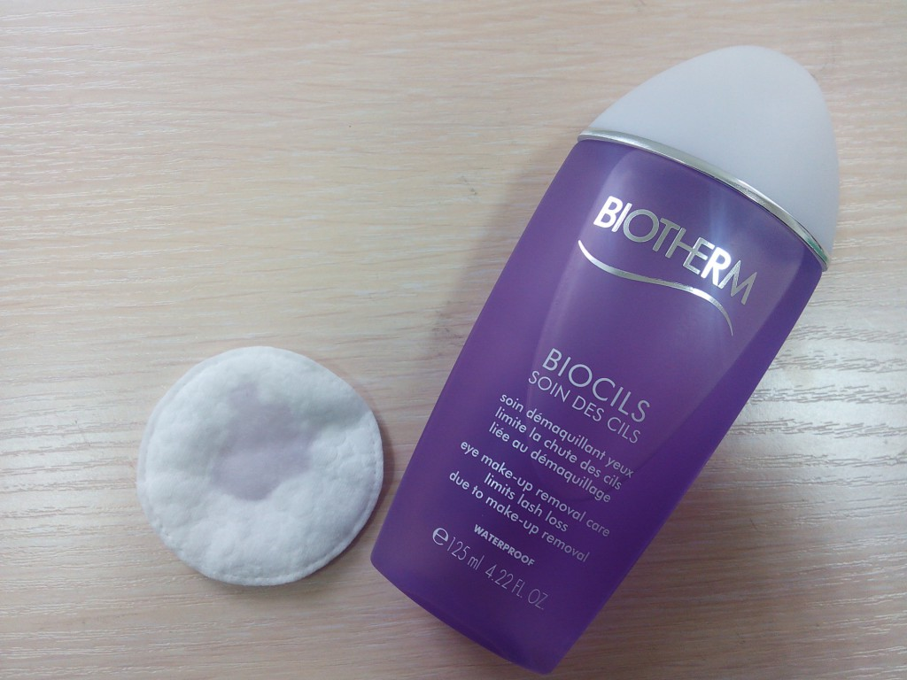Biotherm Biocils Anti Chute Eye Makeup Removal