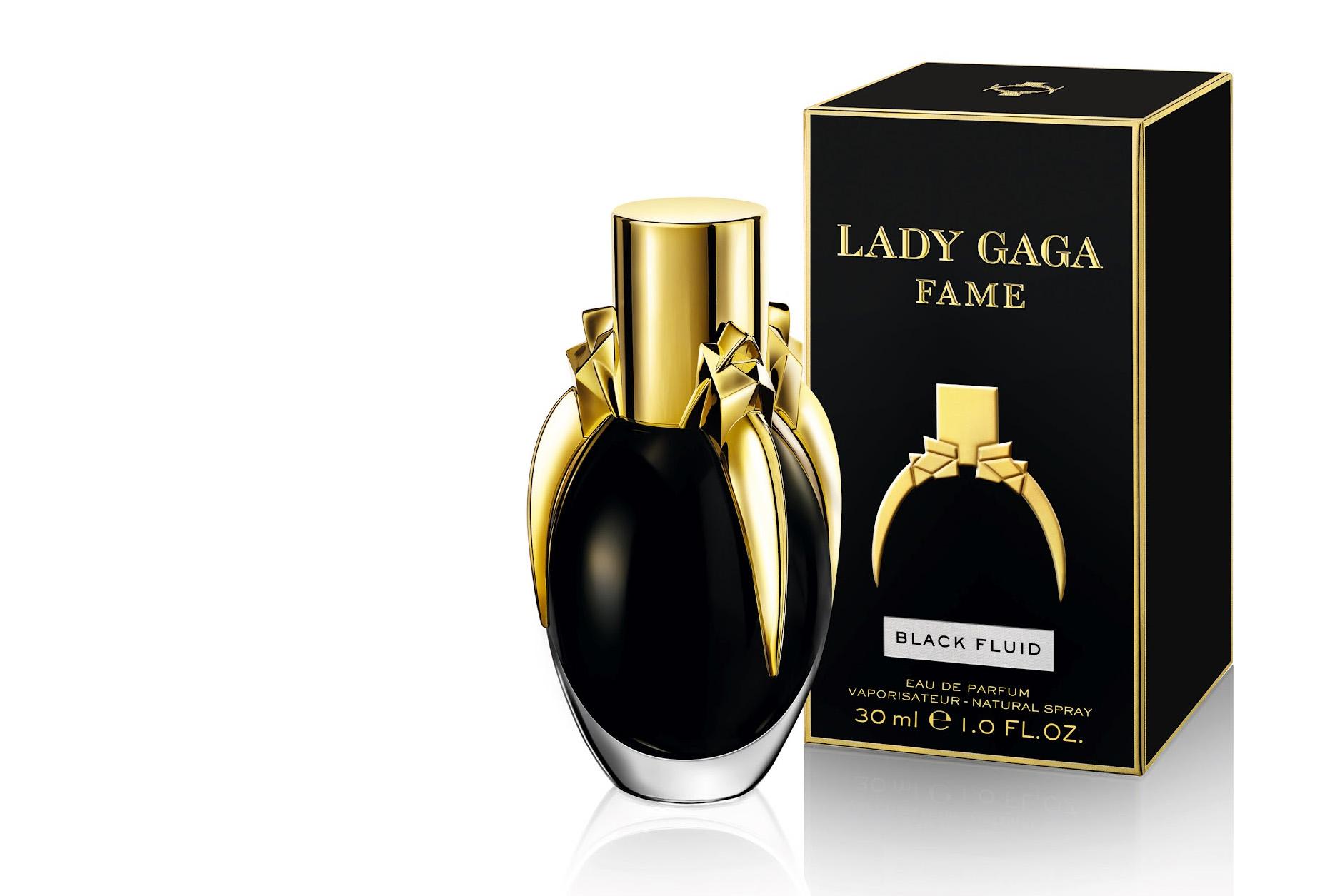 чорні парфуми