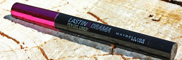 Lasting Drama Pen Gel Liner by Maybelline