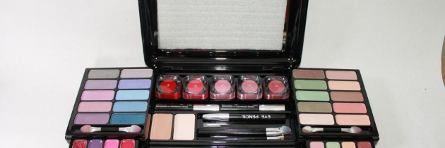 Косметична палітра Schmink Set 53 Teile Exlusive від Makeup Trading
