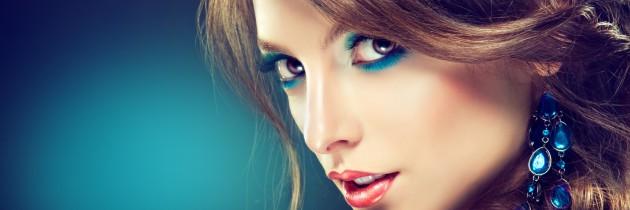 Aqua-макіяж – вічний тренд спекотного літа