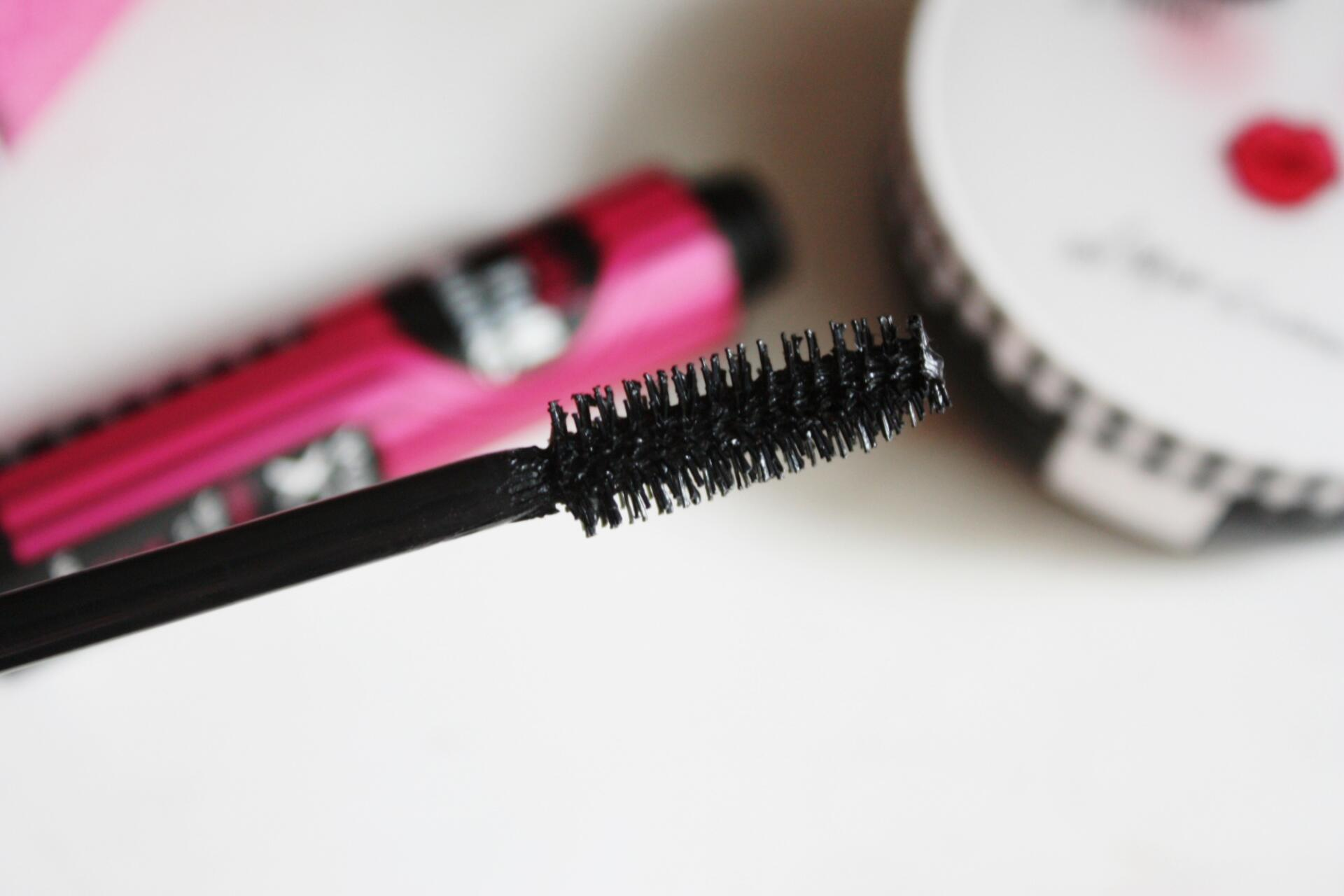 Bourjois - Beauty'Full volume mascara - 01 Beauty'Full Black. Туш, що надає об'єм