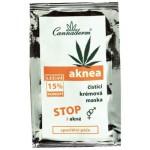 Маска для проблемної шкіри Cannaderm Aknea