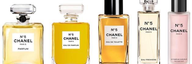 Легендарні Chanel №5. Історія аромату