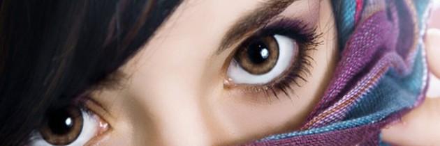 Як візуально збільшити очі!