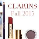 Ексклюзивні фото осінньої колекції макіяжу Clarins Pretty Day & Night Fall Makeup Collection 2015
