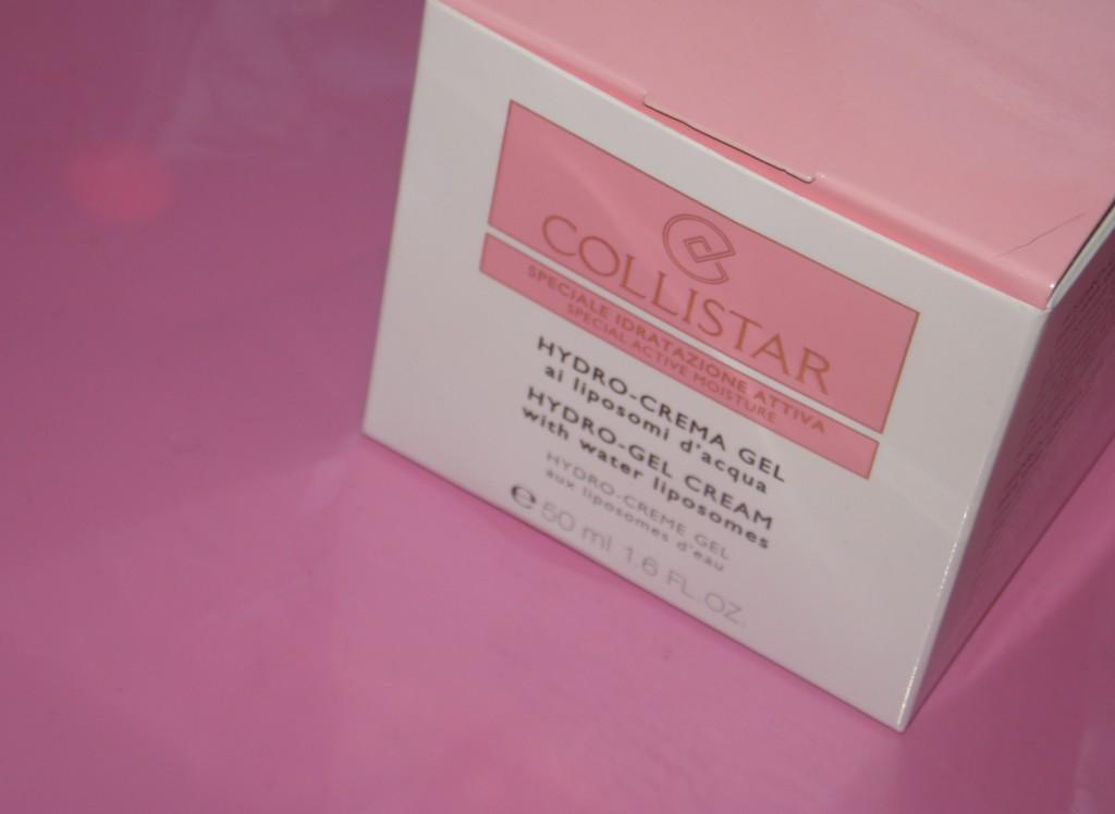 Collistar Deep Moisturizing Cream Зволожуючий крем-гель для нормальної та сухої шкіри.