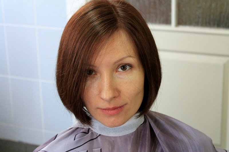 жіноча зачіска