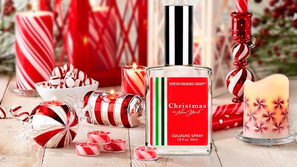 Demeter Christmas In New York