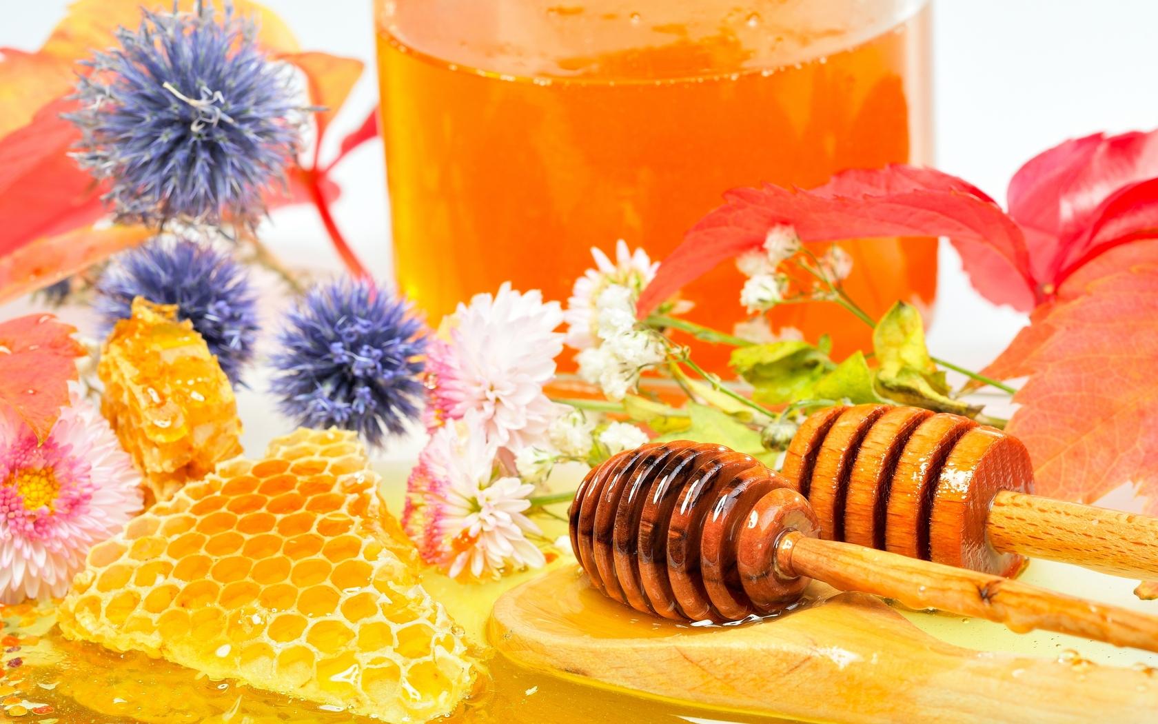 смачний мед