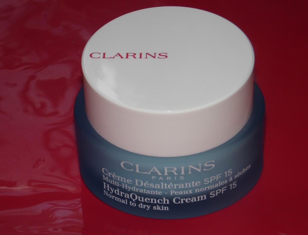 Clarins HydraQuench Cream SPF15 Денний крем для всіх типів шкіри